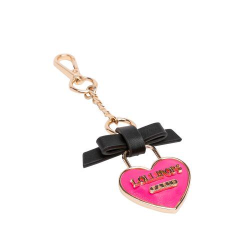 Porte-clés rose Gring