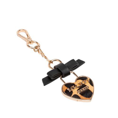 Porte-clés noir Gring