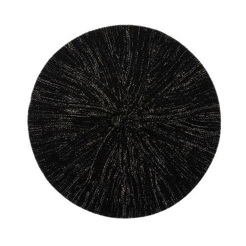 Béret noir en laine Good