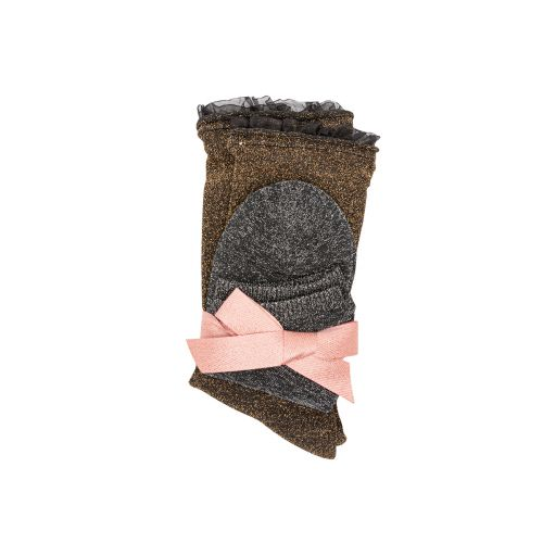 Lot de 2 paires de chaussettes noires G_SOCKS