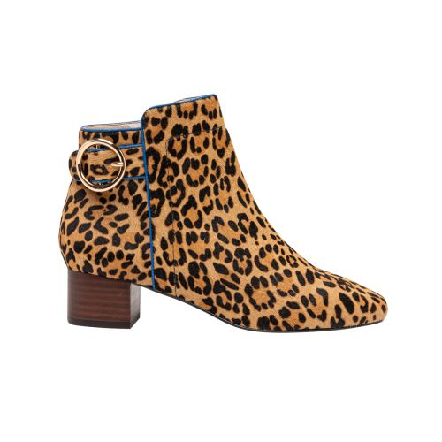 Bottines léopard Gossip