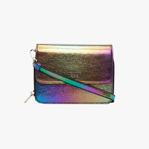 Portefeuille de voyage iridescent Hobama