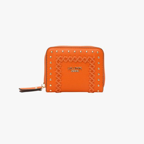 Porte-Monnaie orange Hoze
