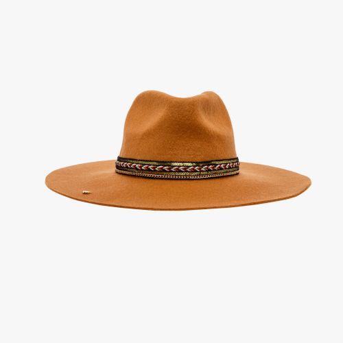 Chapeau camel Iberique