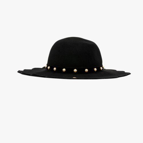 Chapeau noir Iode