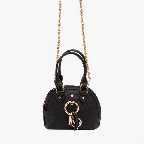 Mini sac noir Imagine