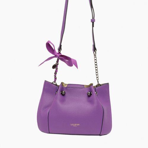 Sac à main violet I-Gemma