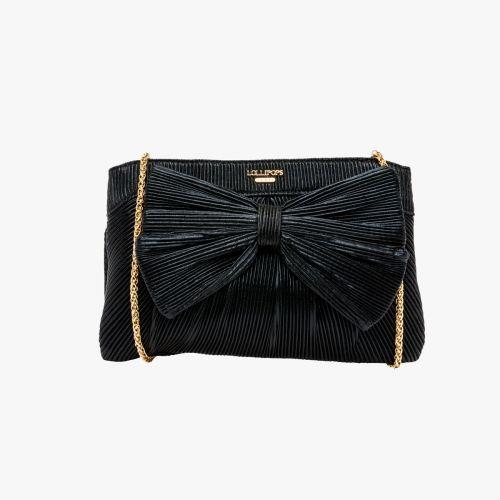Pochette noire Isadora