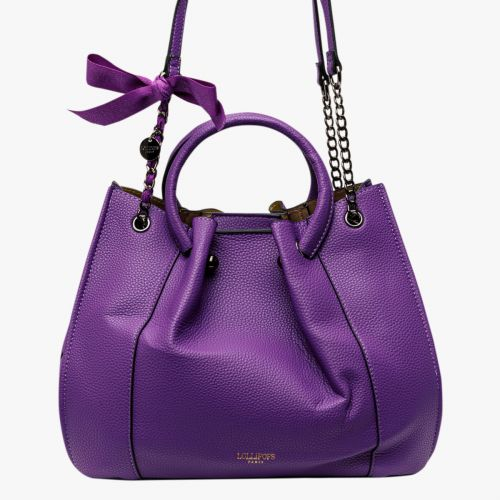 Cabas violet I-Gemma