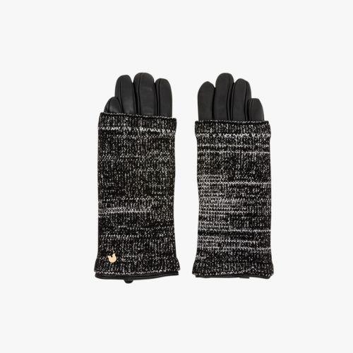 Gants noir S/M Infini