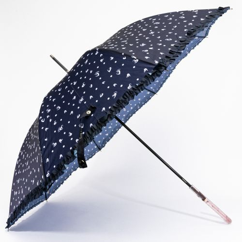 Grand parapluie navy Eroine