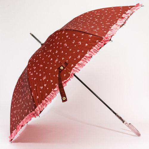 Grand parapluie prune Eroine