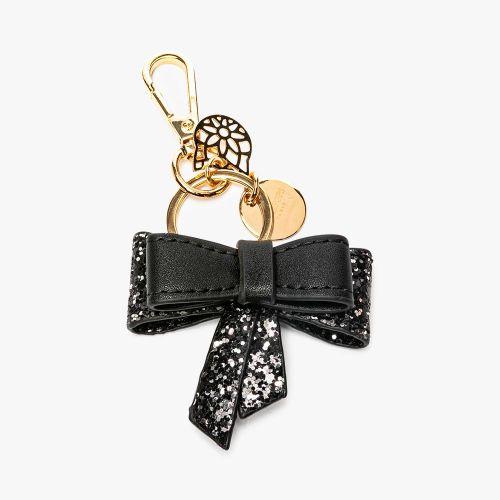 Porte-clés nœud noir Flambeur