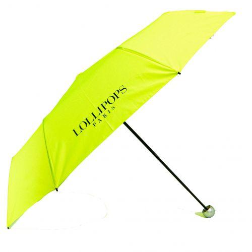 Petit parapluie jaune Eros